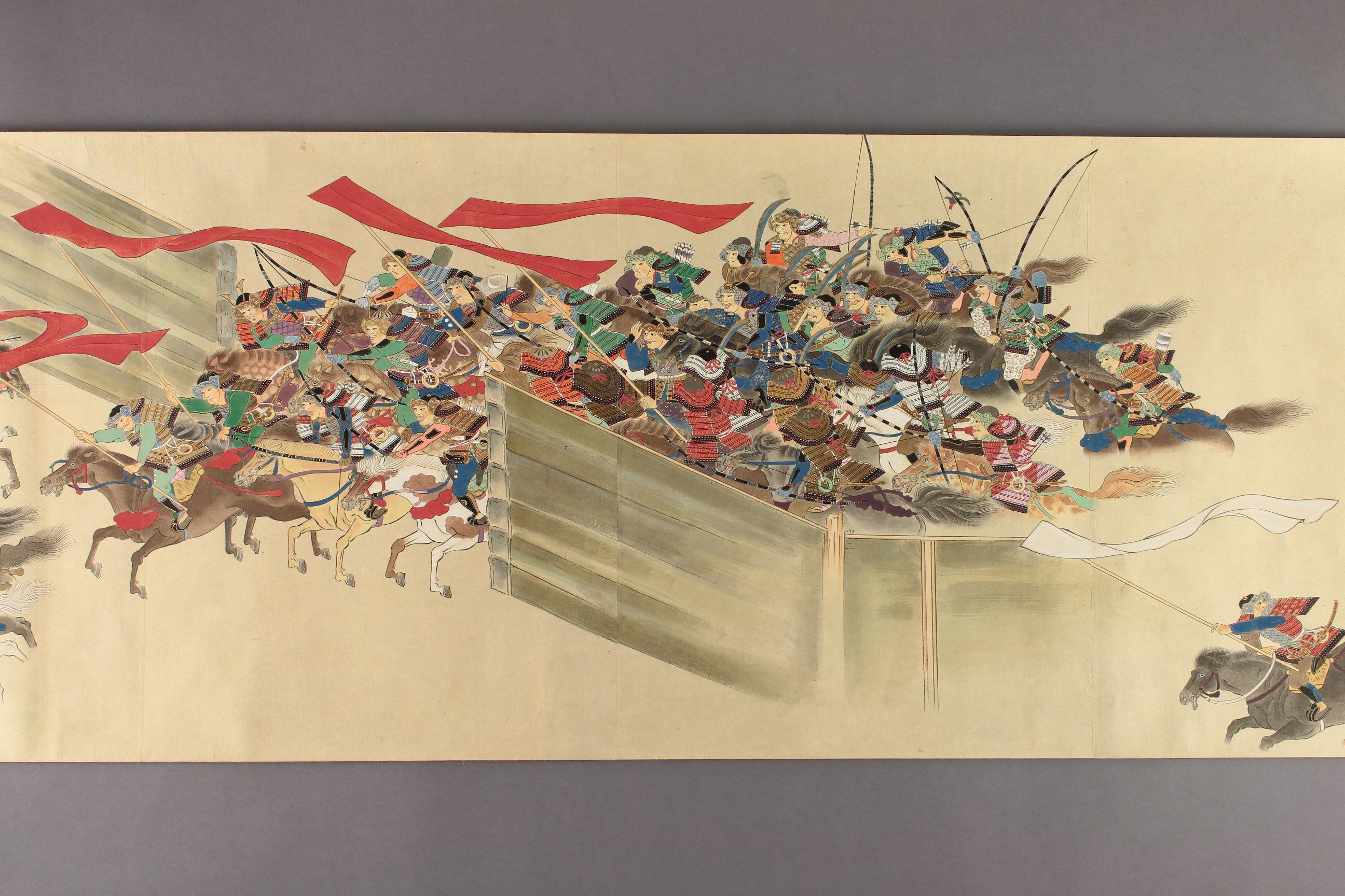 戦国時代における騎馬武者の実像...