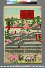 chi05_04227_p0004・「上野公園於開説第三回内国勧業博覧会之略図」