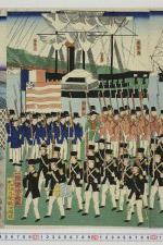 chi05_04229_0005_p0004・「横浜之新港五箇国之異人調練之図」