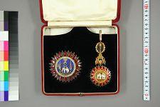 暹羅国白象第一等勲章